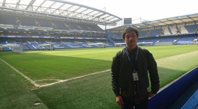 【イギリス短期留学】大学3年生イギリス1ヶ月短期選手留学:「もう一度、本気でサッカーをしてみたかった」part1