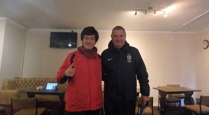 【イギリスコーチ長期留学】 6ヶ月目 『コーチング資格レベル2修了とロンドン家探し』