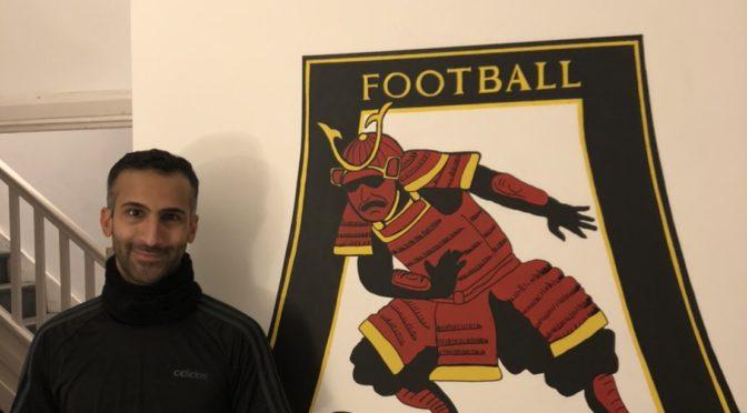 [Samurai coach project] Samurai experience of a British coach